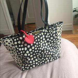 Liz Claiborne Animal Print Bag